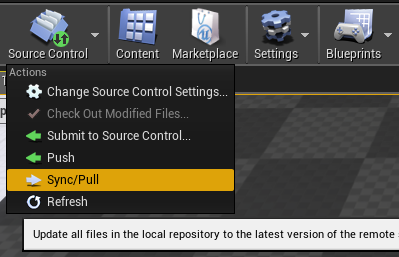 Unreal Engine 4 Git Source Control Plugin | UE4GitPlugin